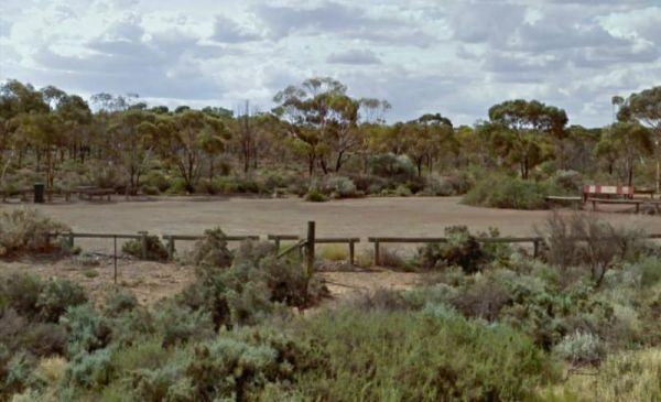 Leigh Creek Junction Rest Area