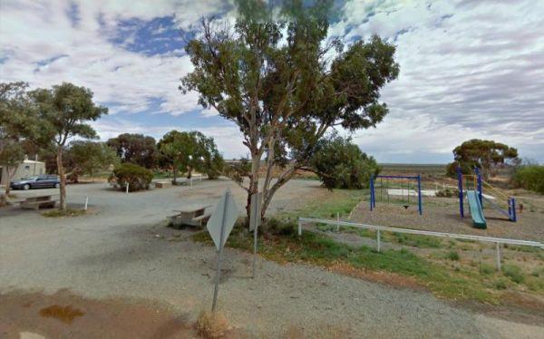 Manna Hill Park Rest Area