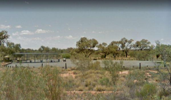 Marryat Creek Rest Area