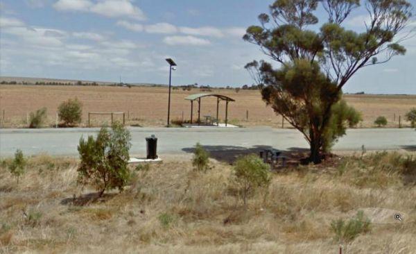 Merriton North Rest Area