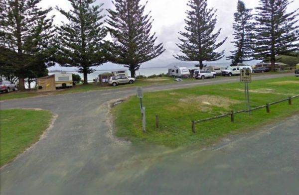 Arakoon National Park - Trial Bay Campground
