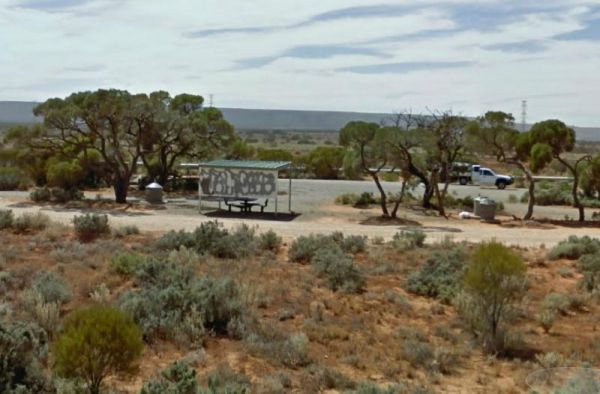 Mount Whyalla Rest Area