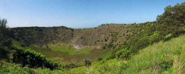 Mt Schank Picnic Area - Extinct Volcano