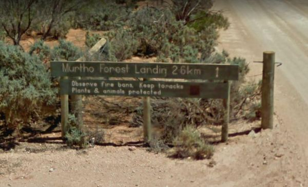 Murtho Forest Landing Campground