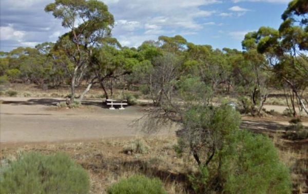 Oodla Wirra South Rest Area