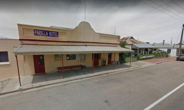 Parilla Rest Area