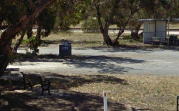Peake Rest Area