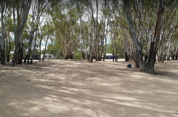 Plushes Bend Camping Area