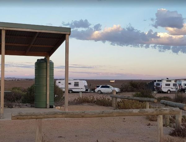 The Gap Camping Area
