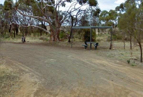 Wangary Rest Area