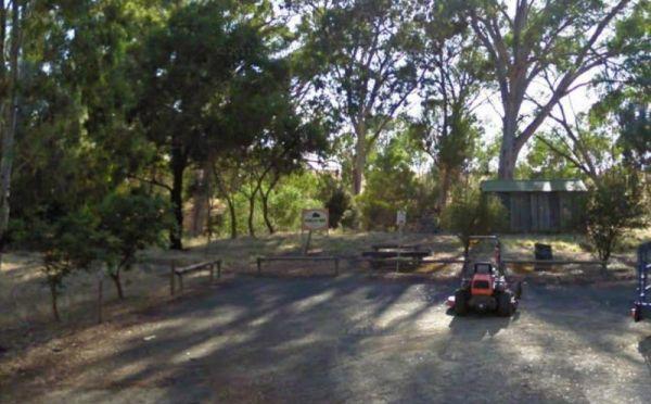 Winkler Park Rest Area