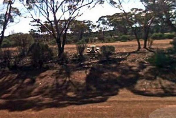 Baden Powell Mine Rest Area