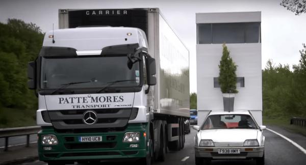 TopGear Caravan Build Challenge