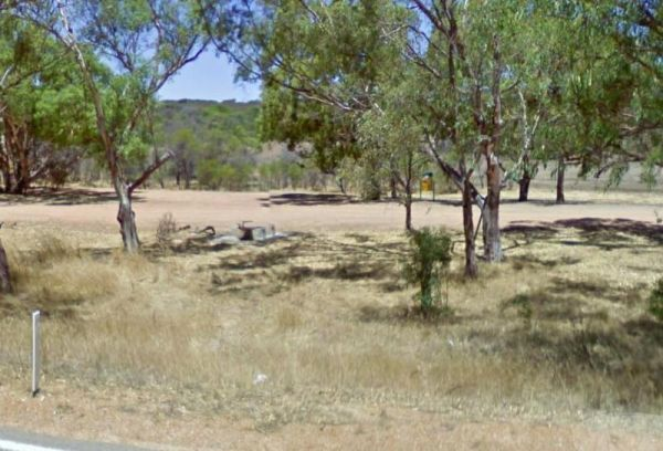 Dongara East Rest Area