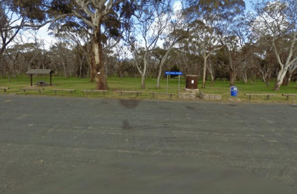 Ben Hall Park Rest Area