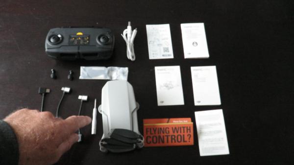 DJI Mavic Mini (FCC Mode for Australia)