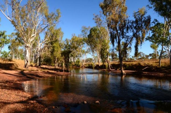 Hann River Camping Area
