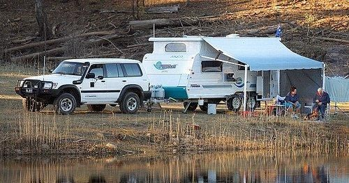Do you think my tow vehicle is up to spec, or, do I need to invest in a bigger one?