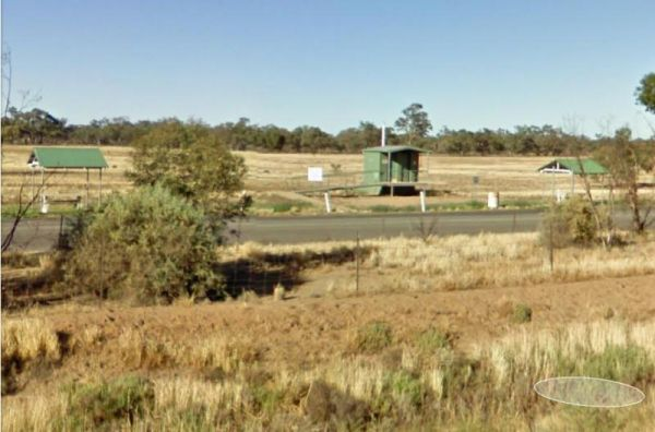 Birdcage River Reserve Rest Area