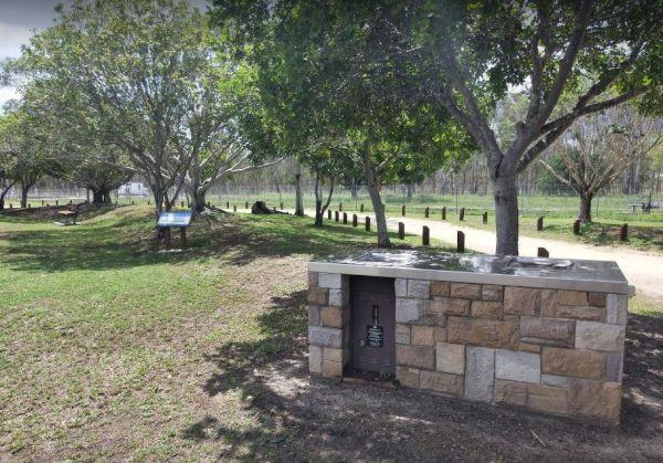 Bororen Memorial Park Rest Area