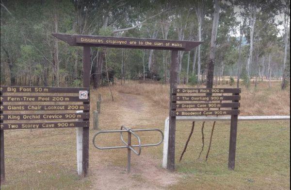Cania Gorge Tourist Retreat