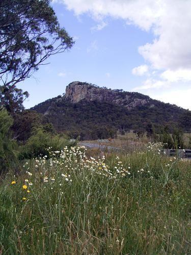 Bluff Rock Rest Area