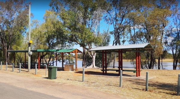 Chinchilla Weir Camping Area