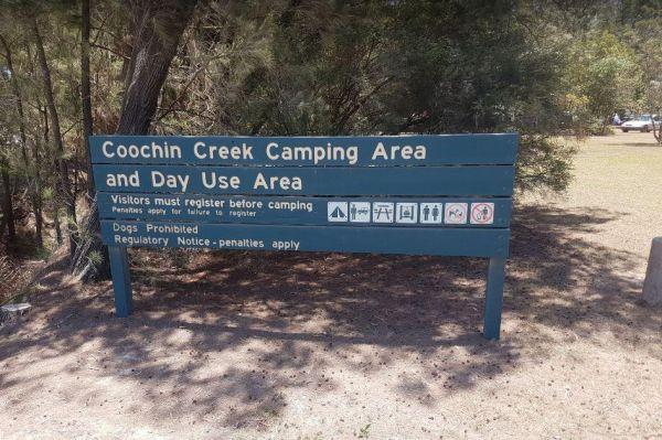 Coochin Creek Camping Area