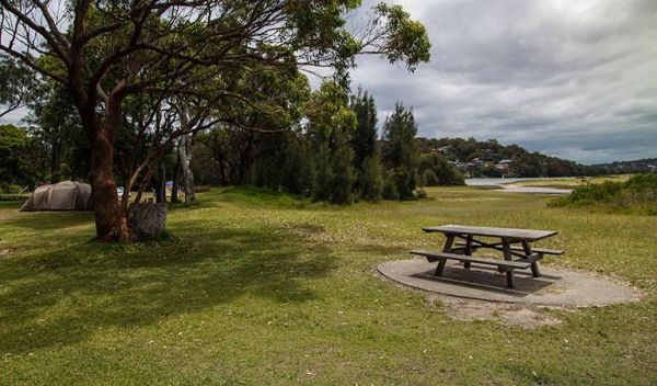 Bonnie Vale Campground - Closed Due to Asbestos contamination