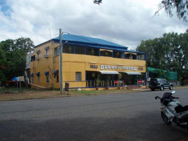 Dululu Rest Area