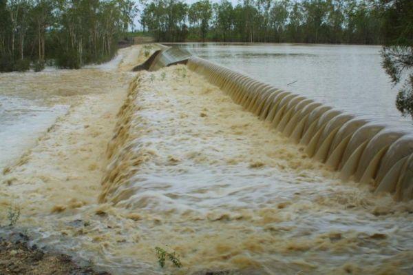 Glebe Weir