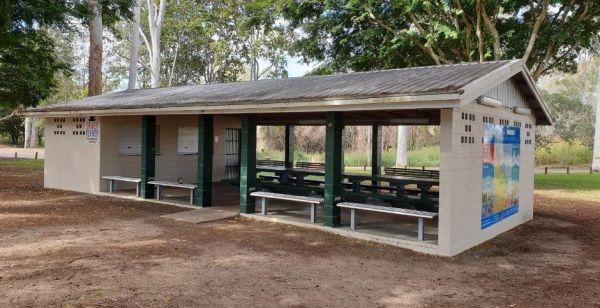 Granite Creek Rest Area