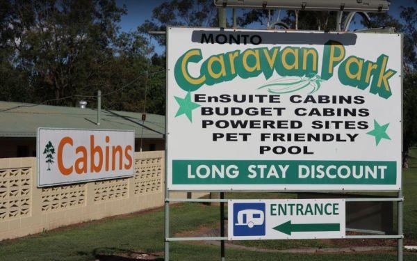 Monto Caravan & Cabin Park