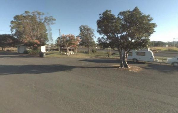 Mt Larcom Park Rest Area
