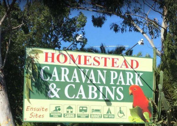 Homestead Caravan Park and Cabins