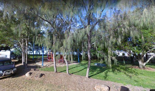 Saunders Beach Park Rest Area