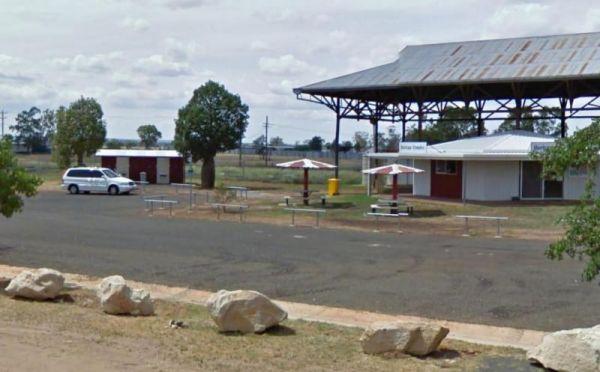 Warra Rest Area