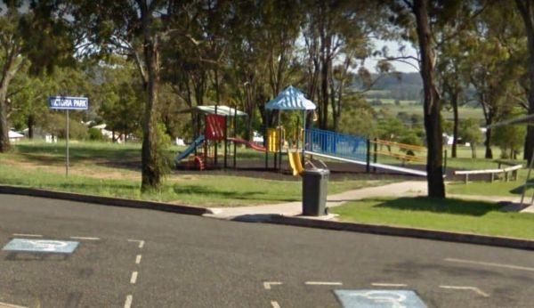 Warwick Victoria Park Rest Area
