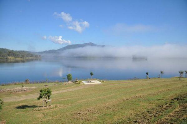 Wyaralong Dam Camping Area