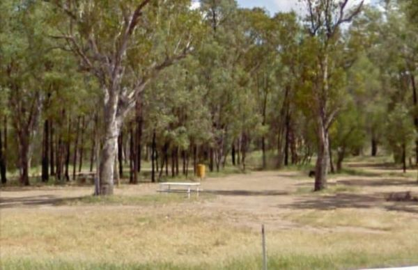 Yuleba Creek Rest Area