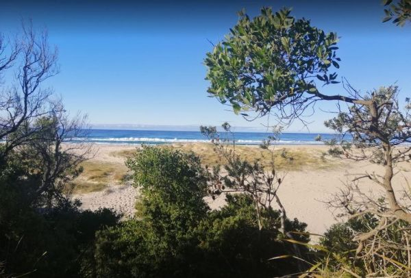Lagoons Beach Camping Area