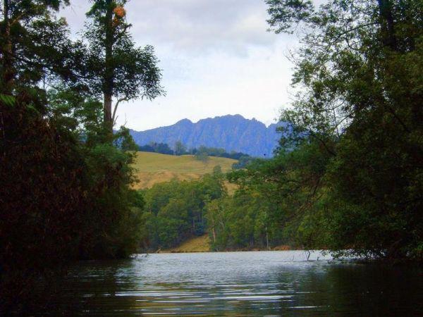 Lake Barrington Camping Area