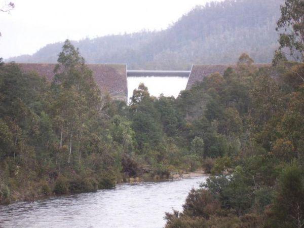 Lake Rowallan Bridge Rest Area