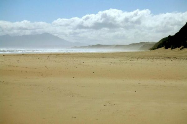 Ocean Beach Coastal Reserve Strahan