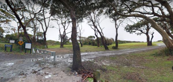 Peggs Beach Conservation Area Campgrounds