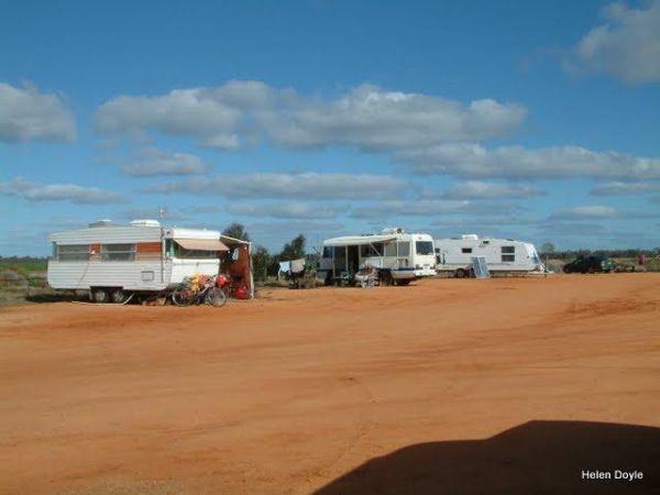 Burren Junction Baths Reserve Camping Area