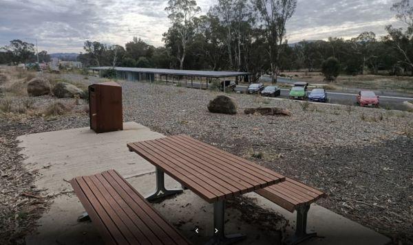 Jock Comini Memorial Rest Area