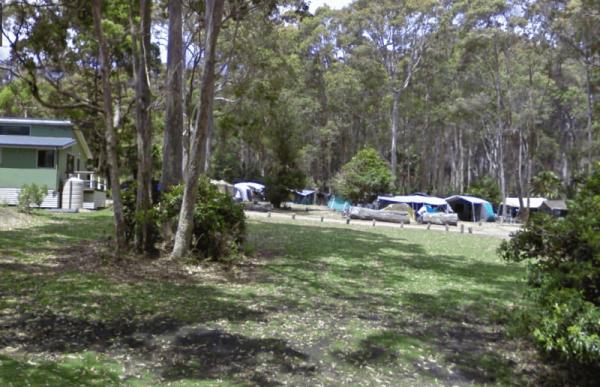 Depot Beach Campground