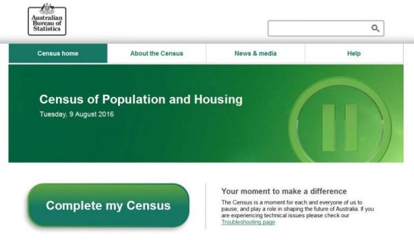 ☹️ Well: the 2016 Australian Census has been already been hacked
