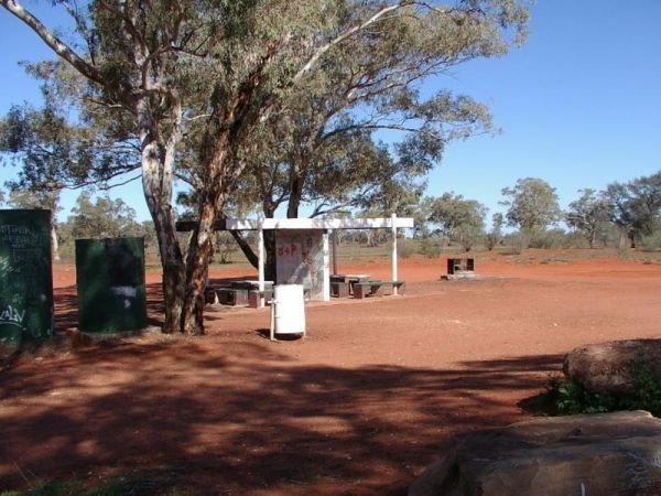 Emmdale Roadhouse Camping Area